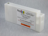 Repleo Remanufactured Epson T596A00 350 ml Cartridge for the Epson Pro 7900/9900 filled with Cave Paint Elite Enhanced Pigment ink - Orange
