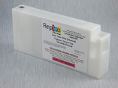 Repleo Remanufactured Epson T596600 350 ml Cartridge for the Epson Pro 7890/7900/9890/9900 filled with Cave Paint Elite Enhanced Pigment ink - Vivid Light Magenta