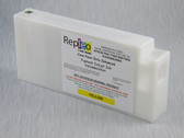 Repleo Remanufactured Epson T596400 350 ml Cartridge for the Epson Pro 7700/7890/7900/9700/9890/9900 filled with Cave Paint Elite Enhanced Pigment ink - Yellow