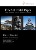 "Hahnemuhle FineArt Baryta Satin 300 gsm, 11"" x 17"", 25 sheets"