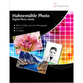 "Hahnemuhle Photo Range Sample Pack - includes 2 x 8.5"" x 11"" sheets of seven media types"