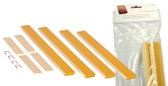 """Gallery Wrap Set for 12"""" x 18"""" frame - 2 x 12"""" Bars & 2 X 18"""" Bars, Corner Braces and Pins"""