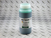 Ink2image Sublim8 V1 dye sublimation ink, 1 liter bottle - Green