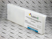 Sublim8 220 ml cleaning cartridge for dye sublimation inks for Epson Pro 4000/7600/9600 - Cyan