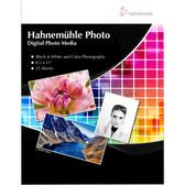 "Hahnemuhle Photo Gloss Baryta 320 gsm, 8.5"" x 11"" x 25 sheets"