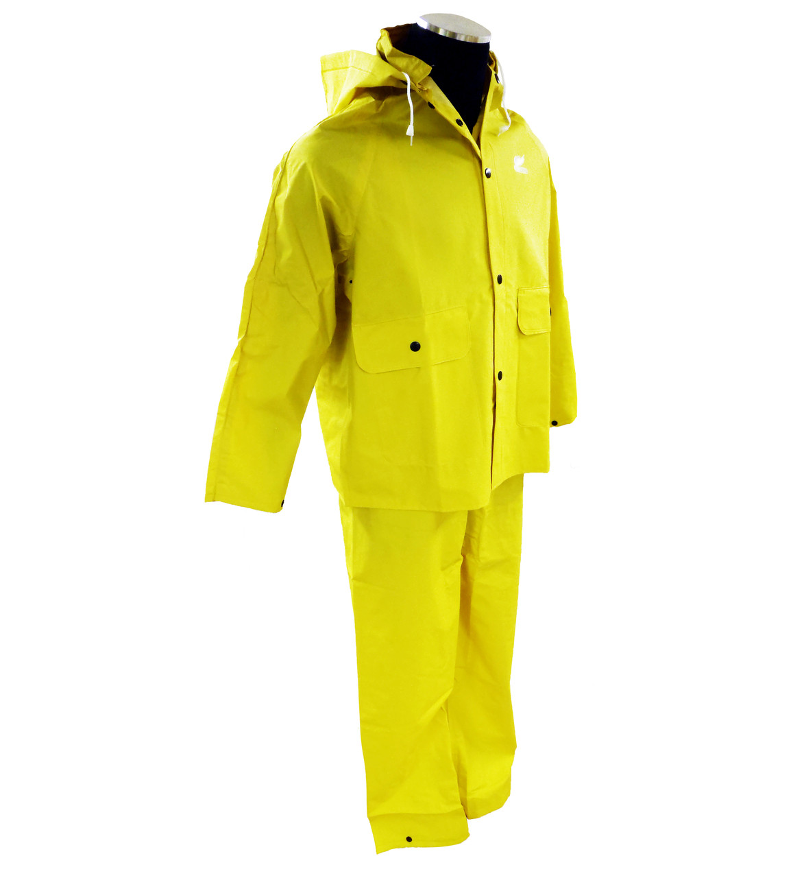 0da101fba Onguard® Sitex 3 Piece PVC Rainsuits   High Visibility Rainwear   Hi ...