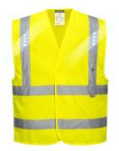 Vega High Visibility Class 2 LED Vest  ## L470 ##