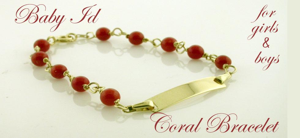 14kt Baby Bracelet