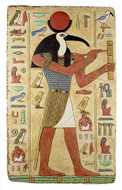Thoth with color detail - Photo Museum Store Company