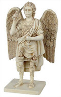 Archangel Michael with the scales of justice - Photo Museum Store Company