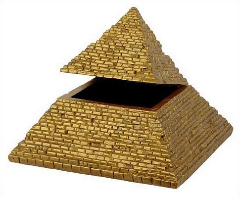 Pyramid box - Photo Museum Store Company