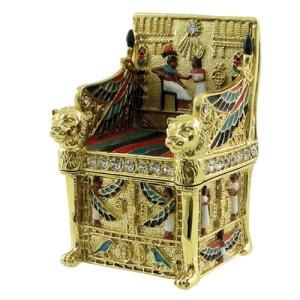 Throne Chair Box - Photo Museum Store Company