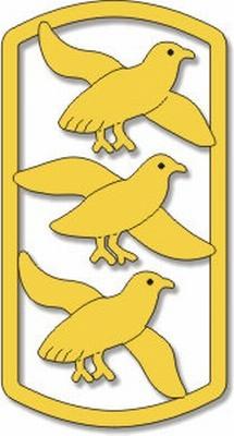 Egyptian Birds Pin - Photo Museum Store Company