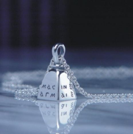Magical Bell Necklace : Protection Bell - Photo Museum Store Company