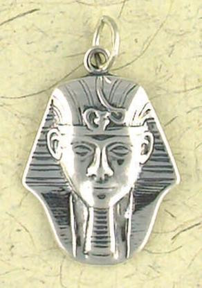 Pharaoh Pendant on Cord : Egyptian Collection - Photo Museum Store Company