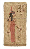Maat Relief - Painted - Photo Museum Store Company