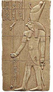 Horus Relief - Photo Museum Store Company