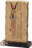 Isis :  Temple of Isis, Philae, Egypt. 345 B.C. - Photo Museum Store Company