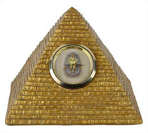 Pyramid clock - Photo Museum Store Company