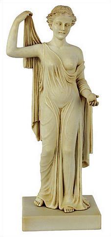 Aphrodite - The Louvre Museum, Paris, 5th Century B.C. - Photo Museum Store Company