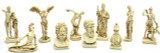 Set of Greek and Roman : 10 Miniatures - Photo Museum Store Company