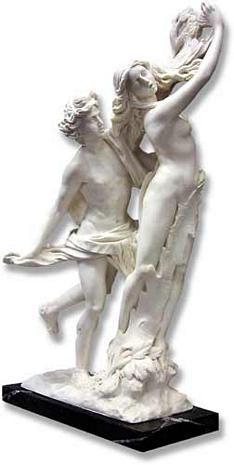 Apollo & Daphine : Italian Import - Italian Marble - Photo Museum Store Company