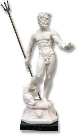 Neptune : Italian Import - Italian Marble - Photo Museum Store Company