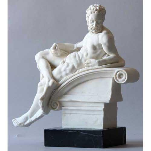 Dusk - Michelangelo : Italian Import - Italian Marble - Photo Museum Store Company