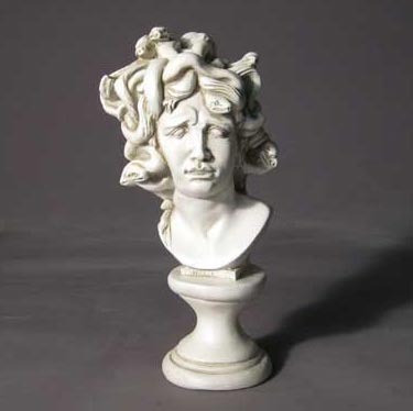 Medusa Bust - Photo Museum Store Company