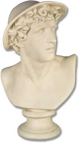 Mercury Bust - Photo Museum Store Company