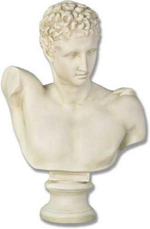 Hermes Bust - Photo Museum Store Company