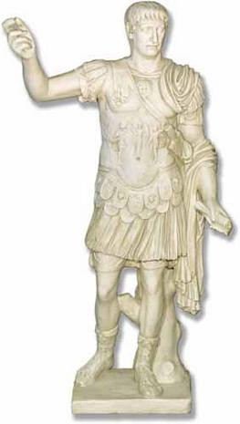 Caesar Augustus - Life-Sized & Large Format Sculptures - Photo Museum Store Company