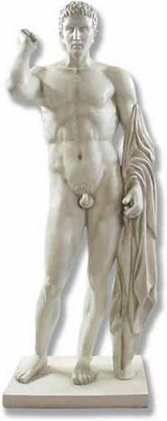 Caesar Nude - Life-Sized & Large Format Sculptures - Photo Museum Store Company