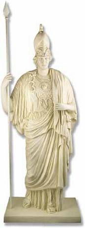 Minerva Giustinia - Life-Sized & Large Format Sculptures - Photo Museum Store Company