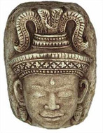 Khmer Buddha Head - Photo Museum Store Company