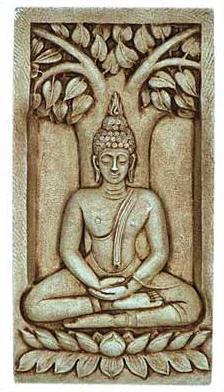 Thai Buddha Relief - Photo Museum Store Company