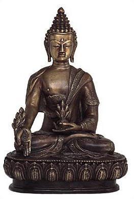 Nepali Medicine Buddha - Photo Museum Store Company