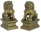 Small set of Foo Dogs - Photo Museum Store Company