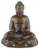 Seated Buddha - Photo Museum Store Company