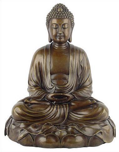 Seated Buddha - Photo Museum Store Company