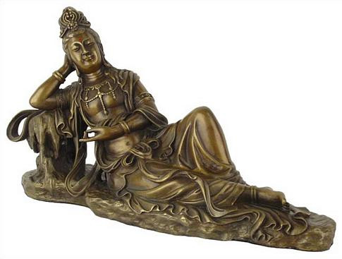 Reclining Kuan-Yin - Photo Museum Store Company