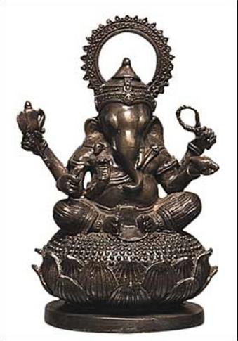 Seated Ganesh - Photo Museum Store Company