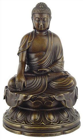Buddha, Earth touching pose - Photo Museum Store Company