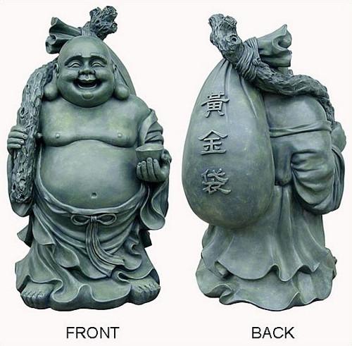 Large Happy Buddha - Photo Museum Store Company