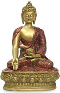 "12""  Buddha in wish giving pose - Photo Museum Store Company"