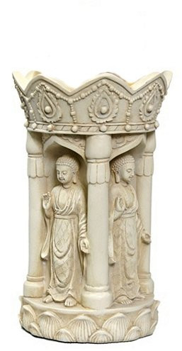 Buddha candle holder (4 buddhas) - Photo Museum Store Company