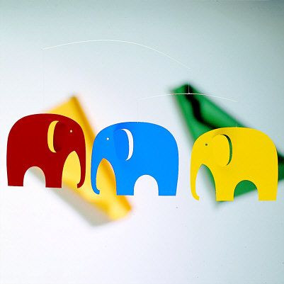 Elephant Party - Nature Mobile, Denmark - Photo Museum Store Company