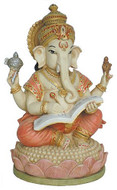 Ganesh writing the Mahabharata - Photo Museum Store Company