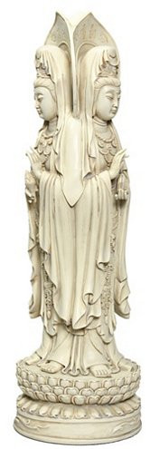 3 side standing Kuan-Yin - Photo Museum Store Company
