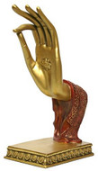 Buddha hand, left side - Photo Museum Store Company